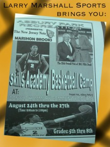 Skills Academy Basketball Camp 2011